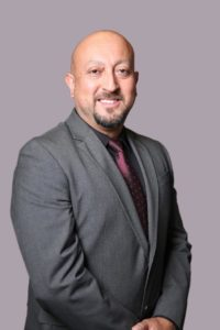 Christopher Martinez has been selected Catholic Charities of the East Bay's Chief Program Officer